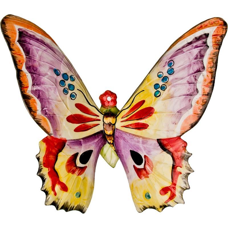Панно настенное Бабочка 4