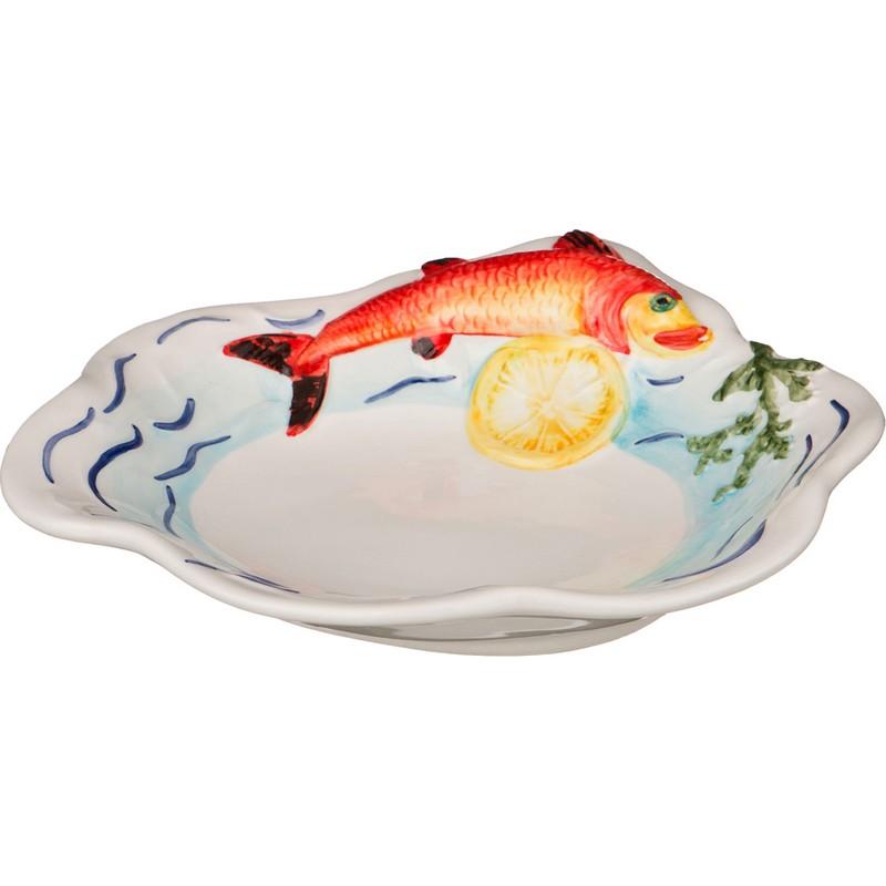 Блюдо Рыбы 23