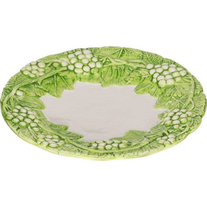 Блюдо Зеленый виноград