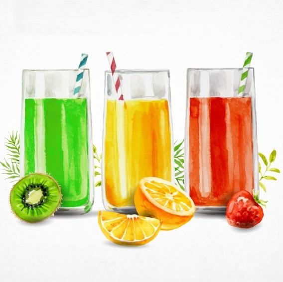 Наборы для воды и сока