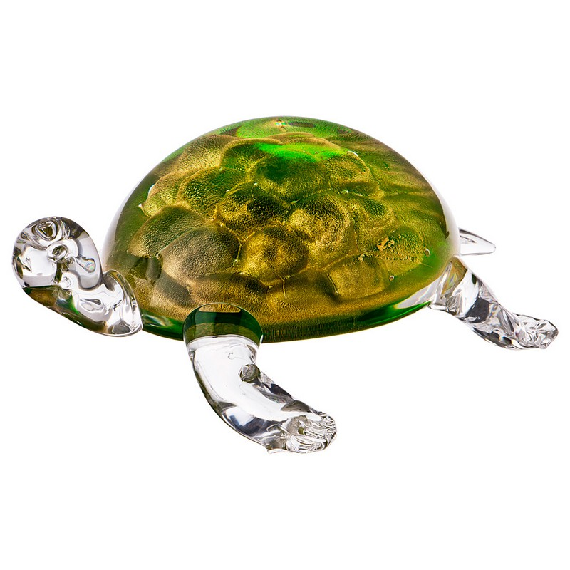 Статуэтка Черепаха зеленая