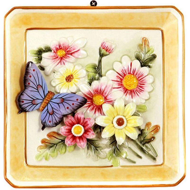 Тарелка декоративная 2