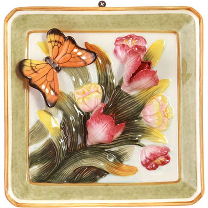 Тарелка декоративная 3