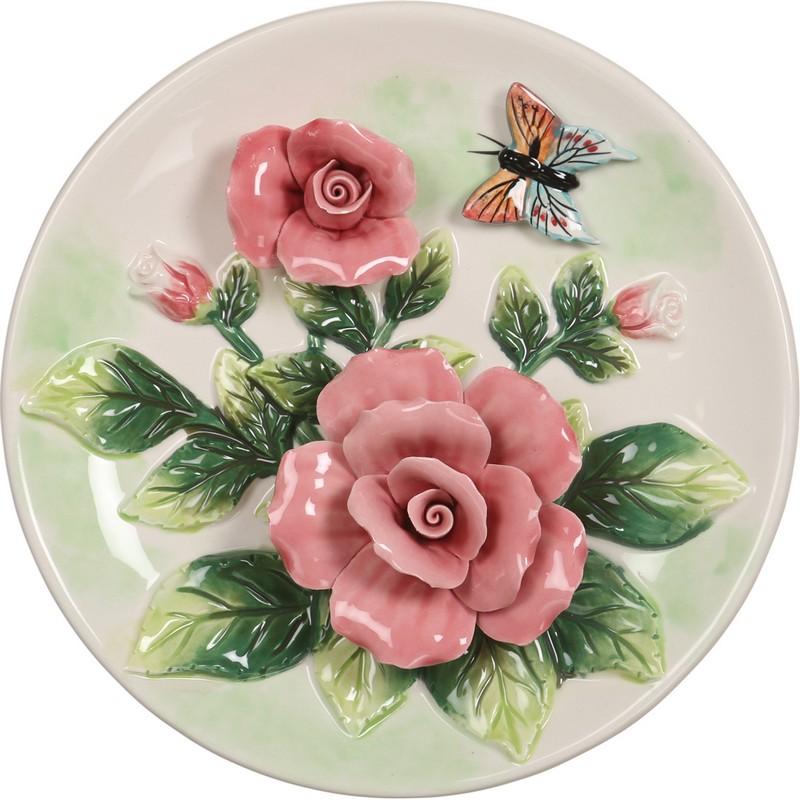 Тарелка декоративная 5
