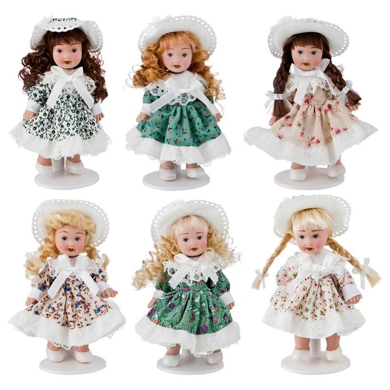 Набор фарфоровых кукол