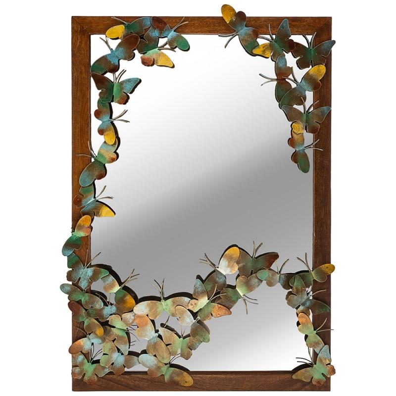 Зеркало настенное БАБОЧКИ
