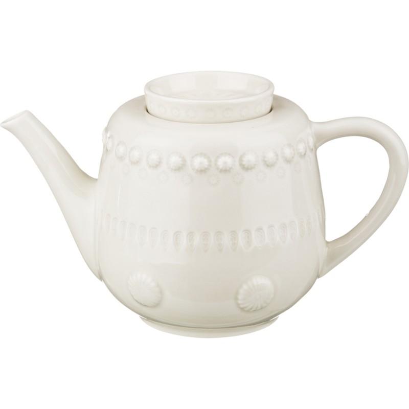 Чайник ФАНТАЗИЯ белый