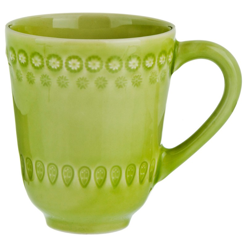 Кружка зеленая